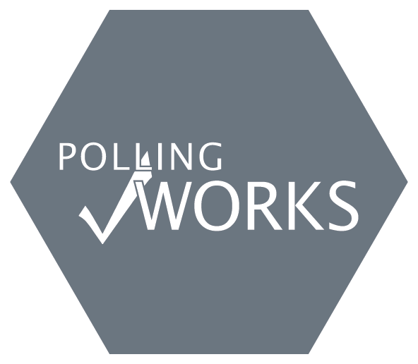 Polling Works Sign